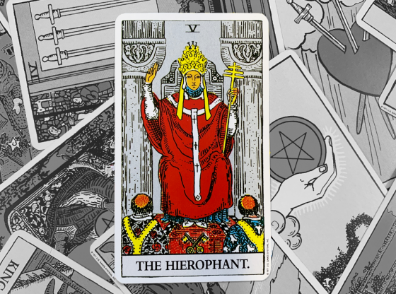 The Hierophant Reversed Tarot Card | Keen