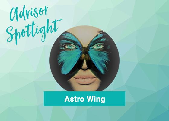 Astro Wing Headshot