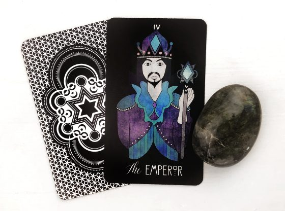 INSPIRATIONAL TAROT DECK THE EMPEROR