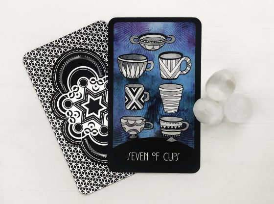 The Seven of Cups Tarot Card | Keen