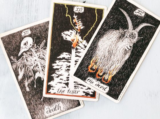 How to Read 'Bad' Tarot Cards Positively: The Devil, The