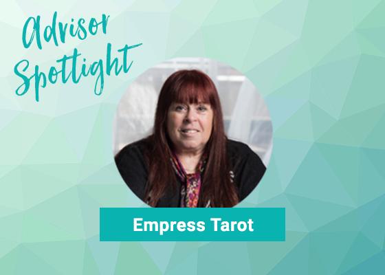 Psychic Advisor Empress Tarot